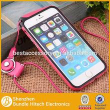 Best quality plastic super slim for iphone 6 case, for iphone 6 bumper case, wholesale for iphone 6 case