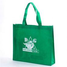 eco gift reusable pp foldable nonwoven shopping bag