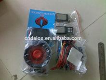 2014 Newly Basic Model Security Car Alarm One Way Car Alarm System south America market car alarm
