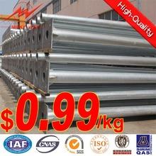 Astm Steel Fence Posts