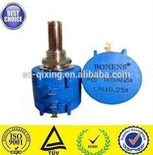 3590S copper shaft and copper set 100k ohm potentiometer