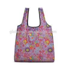 Convenient Folding Shopping Bag Travel Reusable Bags