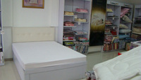 Hospitality Antibacterial Breathable PU waterproof mattress cover
