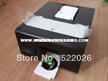 [K-PRINT] 6 Years Experience-Factory Supply Best Quality Best Price-Free shipping 50P Automatic CD Printer ID Card Printer Flatb