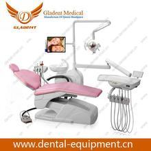 Foshan gladent molding prodution korea dental unit dental equipment for wholesales