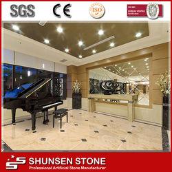 art room marble slate material polish tile for flooring design