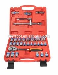"1/2"" 32 pcs German Standard Auto Repairing Hand Tool Kits"