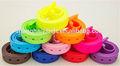 Fruit Golf Baseball Softball gelatina caucho de silicón de la correa de la correa de colores de plástico YJ-H00001
