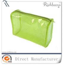 2012 designer fashion ziplock pvc cosmetic bag