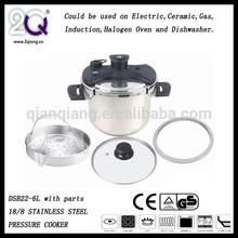 DSB22-6L Kitchen Pressure Cooker [kitchen cookware PARTS]
