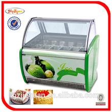 Ice Cream Display Cabinet Freezer (CB-1200)