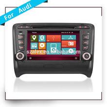 for peugeot 5008 car radio For Audi TT (2006-2013)