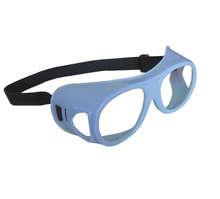 X-ray protective lead goggles lead glasses