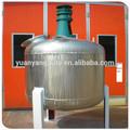 2000L adhesivo de acero inoxidable agitador del tanque / pegamento tanque de mezcla / tinte / colorante de agitación olla