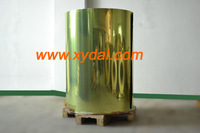 flexible aluminum glass mirror sheet roll with protective film