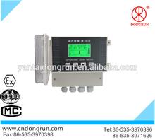 Luss-994T long range 40m ultrasonic level meter split type ultrasonic liquid level meter