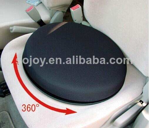361 град. поворотный сиденье автомобиля подушки