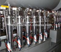 CE standard factory price tomato sauce glass jar filling machine