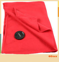 Hot sell polar fleece two sides brushed fabric