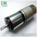 Dc 12 V 24 V 42 mm cepillo de engranajes limpiaparabrisas motor