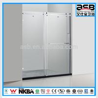 Rio de Janeiro enclosure shower room profile panel metal stainless steel stall