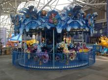 Indoor Playground/Outdoor Playground Naughty screen printing carousel