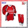 team Canada hockey jersey sublimation ice hockey goalie jerseys