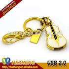 Fashion Violin 16GB Jewelry Necklace USB Flash Drive