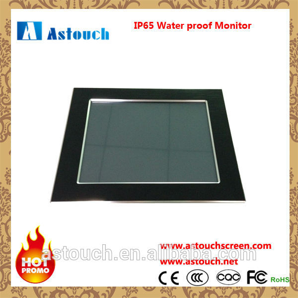 cheap 10.4'' fanless panel pc (resistive touch screen)