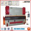 WC67K eletro hydraulic CNC press brake tools