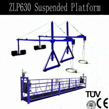 best sale safety control 630kg loading electric suspended scadffolding with CE certificate