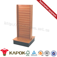 Eco friendly advertising store retail display stand chocolate from factory