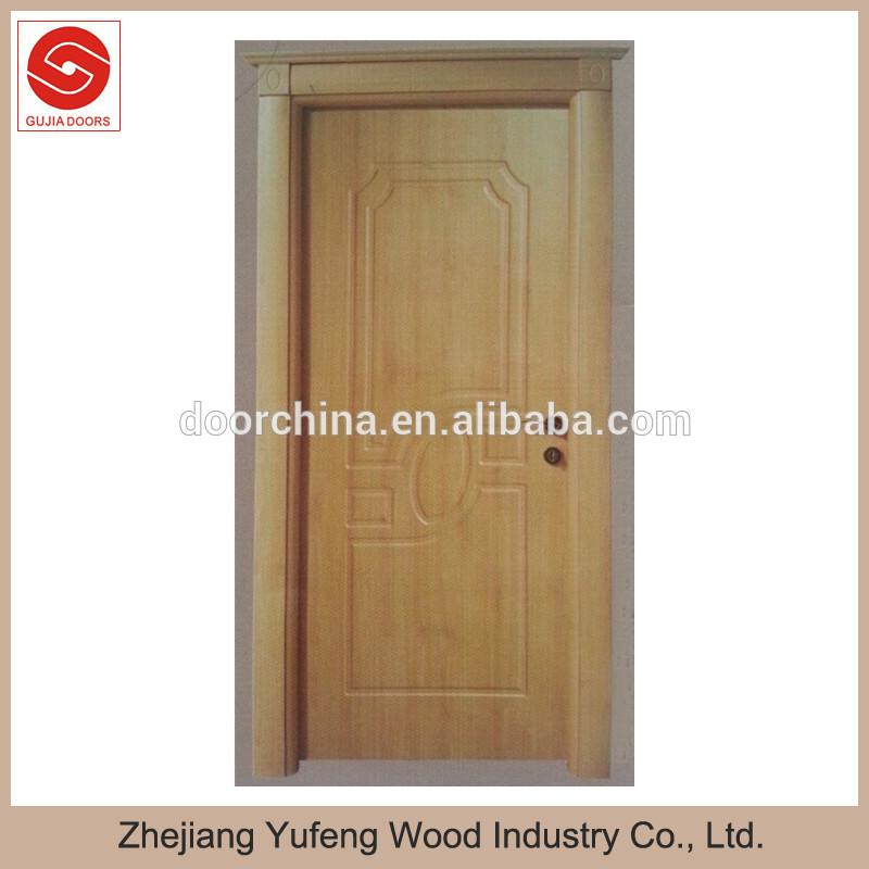 Mdf int rieur pvc moderne la conception de portes en bois pas cher portes id - Porte interieur design pas cher ...
