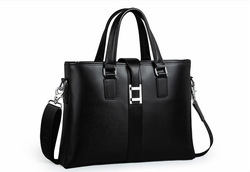 Professional personal executive leather business bags
