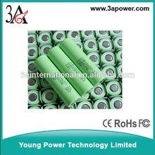 Originale samsung inr18650-15l 3.6v 1500mah 18a batteria al litio ricaricabile