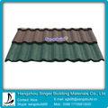 2014 venda quente!! Stone metal revestido telha para materiais de construção