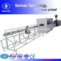 nueva fórmula con una mejor superficie de conducto de pvc cable de la máquina
