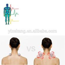 vibration neck shoulder massage heating pad,massage belt