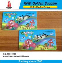 EM-Marin South America School HF White Card Trade