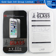 New Arrival for iPhone 6 Plus Tempered Glass Screen Protector Flim