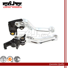 BJ-LS-002 High quality aluminum product made in china lever for kawasaki 250 300r