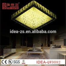 QW9082 lamp led ceiling, antique brass ceiling lamp, bathroom ceiling light cover