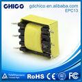 EPC13-01 High reliability 20kHz-500KHz transformer for air conditioner