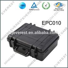 High impact ABS material plastic equipment tool case