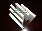 White and Gery Hard PVC Foam Sheet