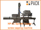 automatic plastic bottle screw capping machine