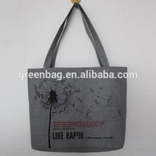China Wholesale Eco natural tote bag canva