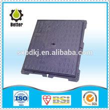 manhole cover square 600*600 C250 EN124