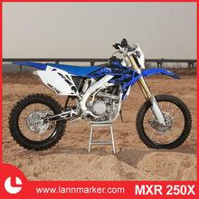250cc powered dirt bike