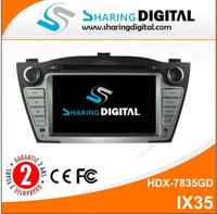 Hot selling touch screen for HYUNDAI IX35 Car Audio Bluetooth Phone